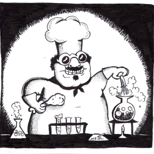 The Molecular Chef