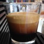 The Nespresso espresso